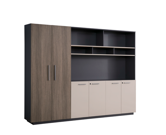 Executive Wall Unit