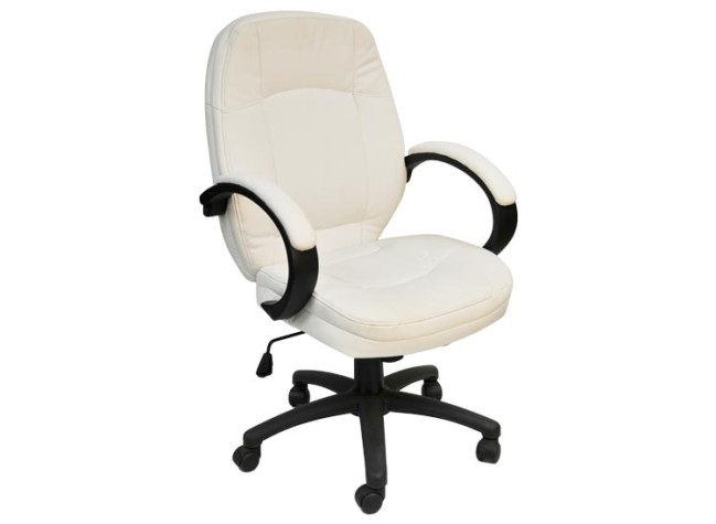 COOKIES LOW BACK LEATHERETTE CHAIR