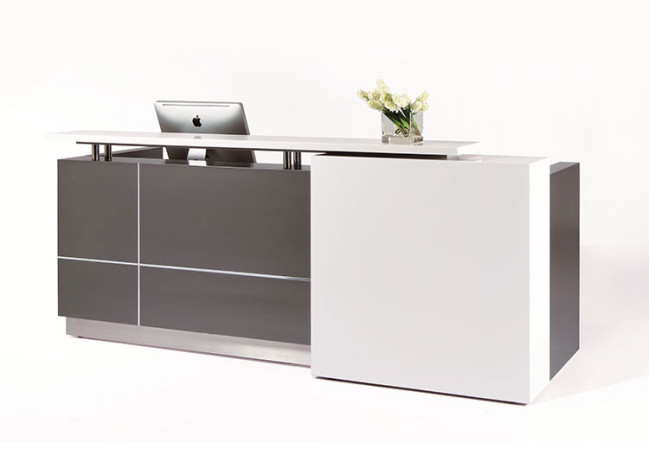 """CALVIN"" RECEPTION DESK"