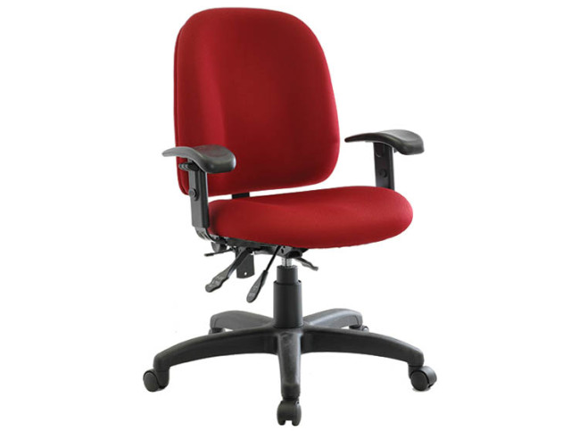 COMFORTPRO SERIES LOW BACK MULTI-FUNCTION CHAIR