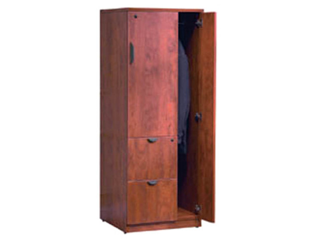 DOUBLE DOOR FILE or WARDROBE STORAGE WITH LOCK