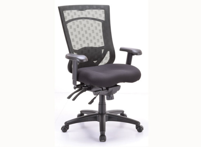 HIGH BACK MULTI-FUNCTION MESH CHAIR