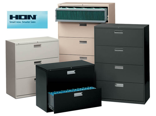 HON 600 SERIES LATERAL FILE