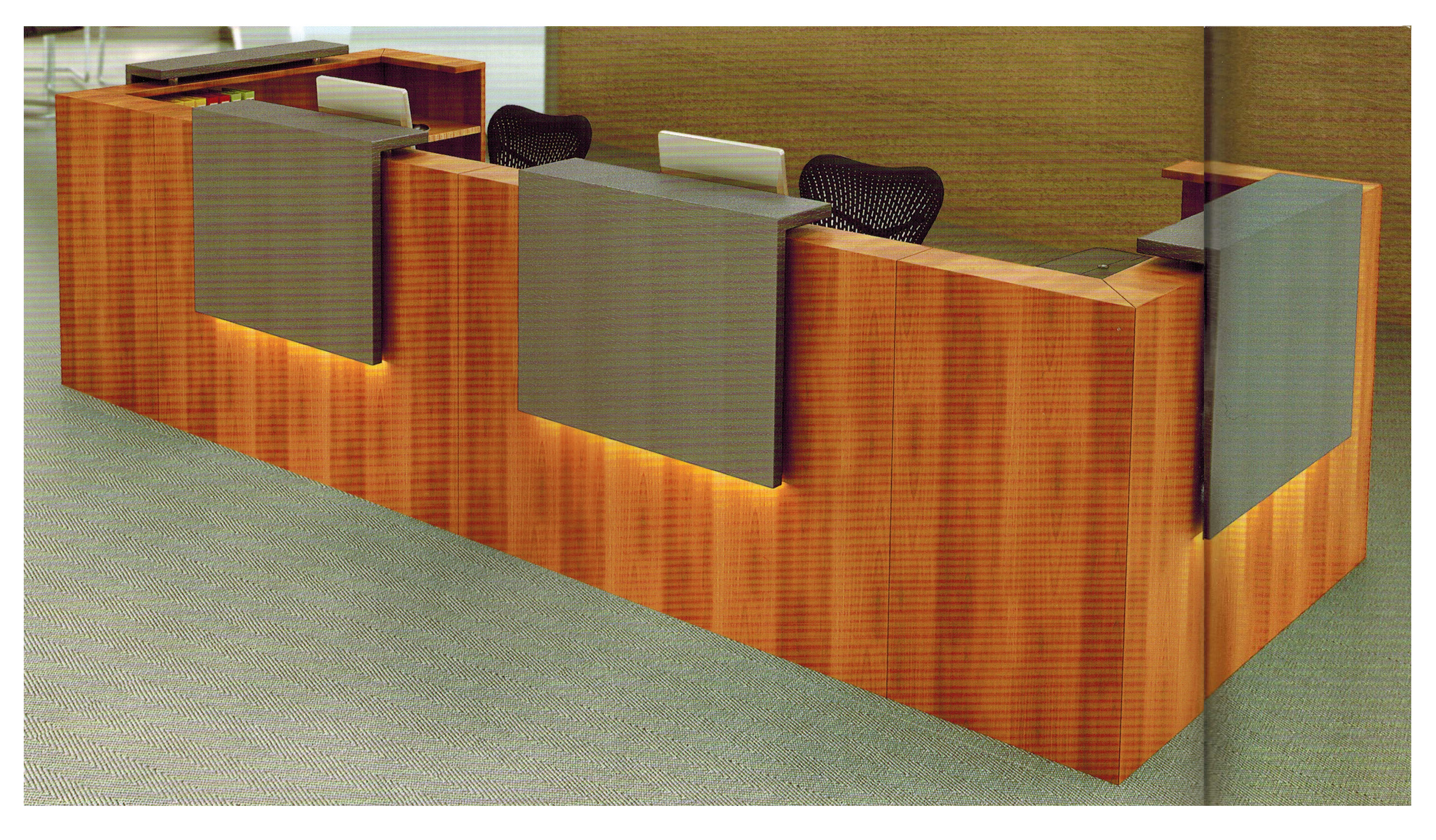 STELLAR RECEPTION DESK