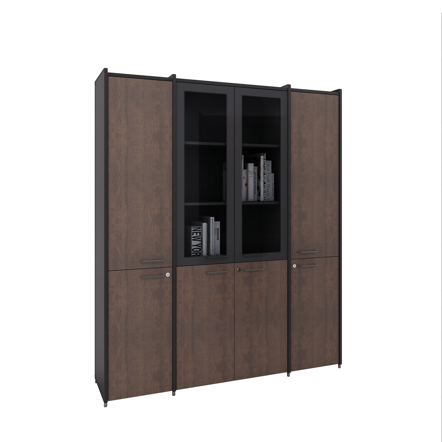 Filling Cabinet with glass door