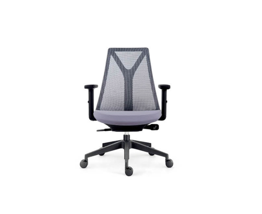 Mesh back Chair with Simple and Elegance design
