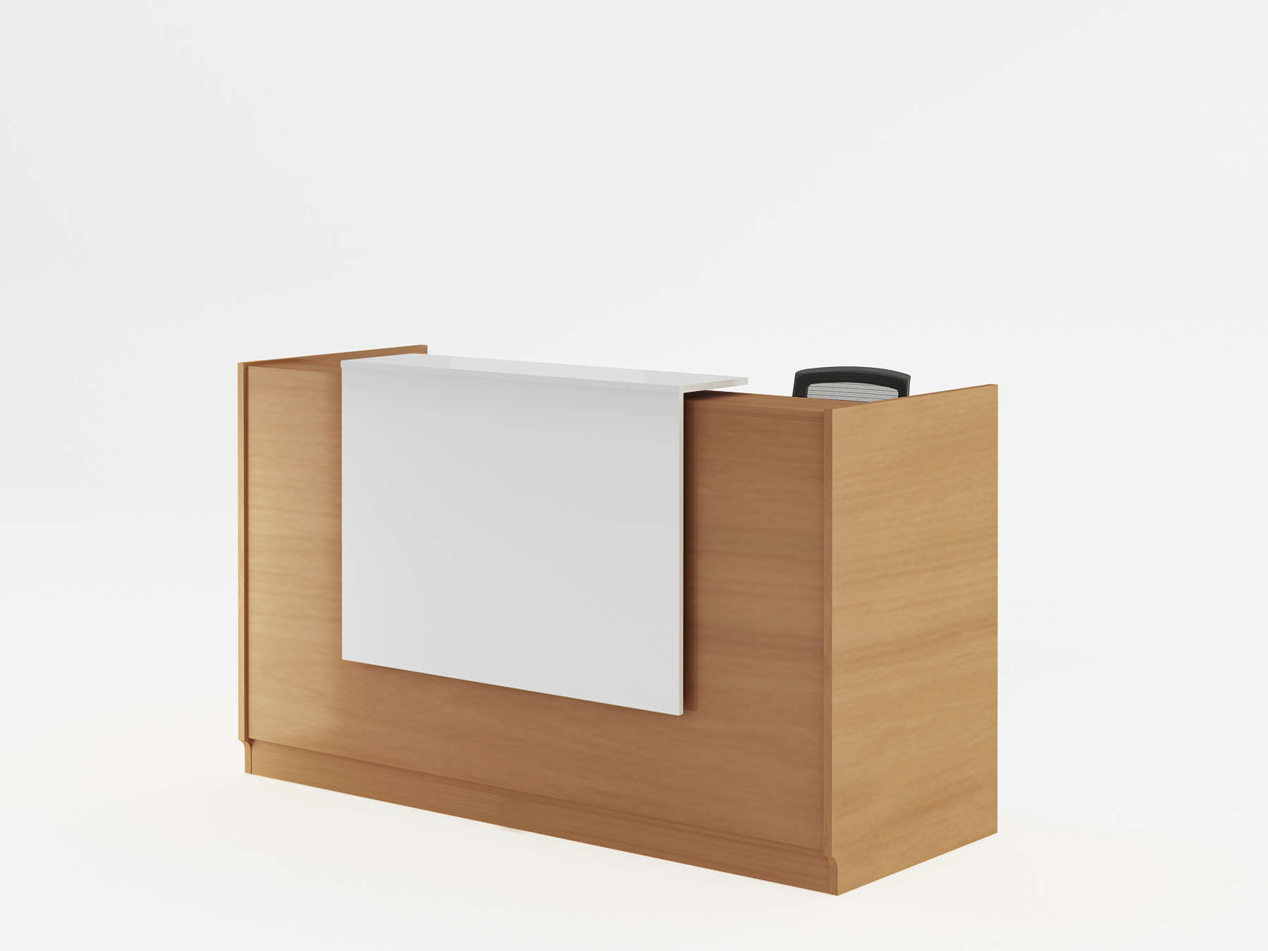Belford Laminated Reception counter