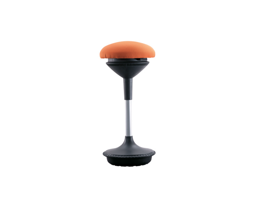 Round-Top Bar Stool