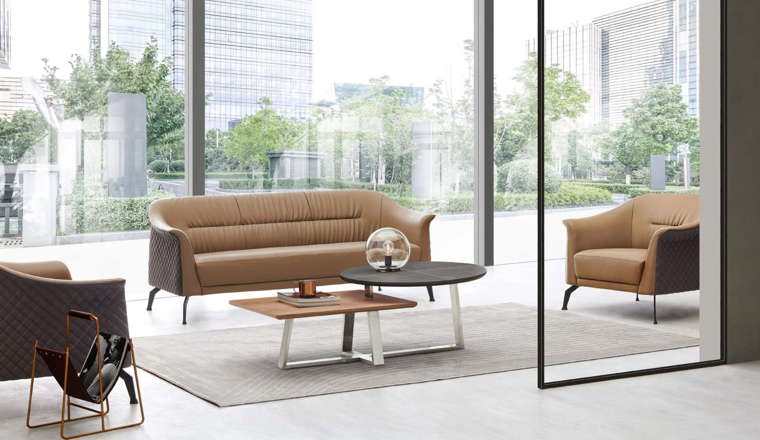 Tavoli Series Sofa Set