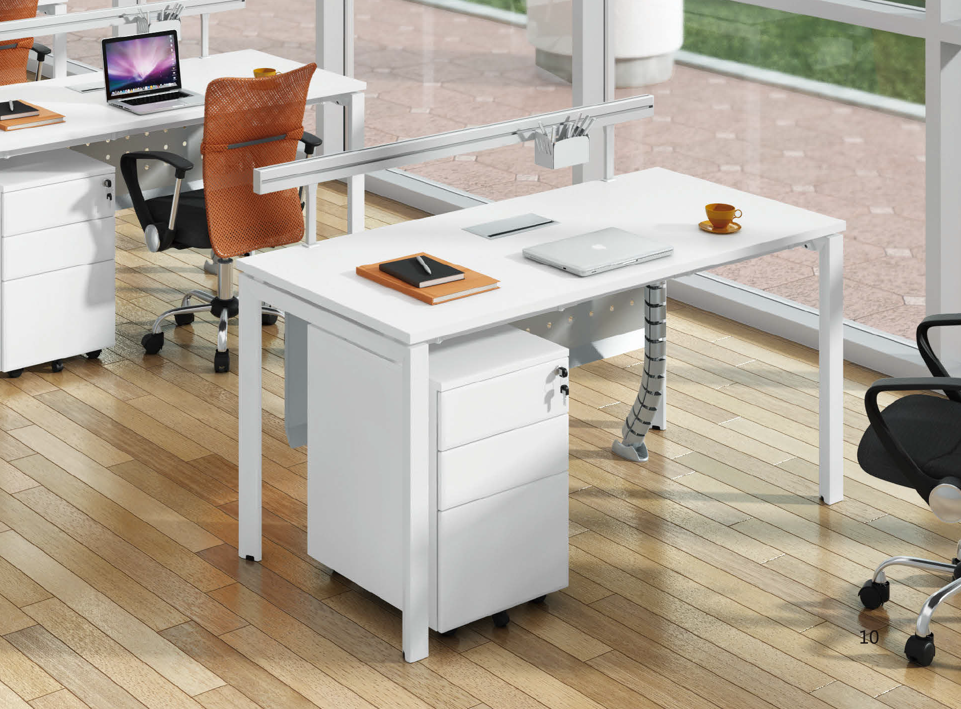 New Form 2000 Series Desk