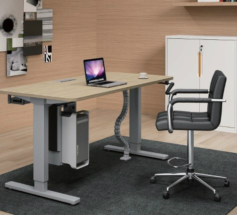 CRANK HEIGHT ADJUSTABLE TABLES