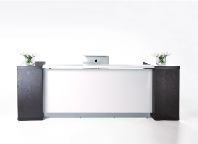 """ASTON"" RECEPTION DESK"