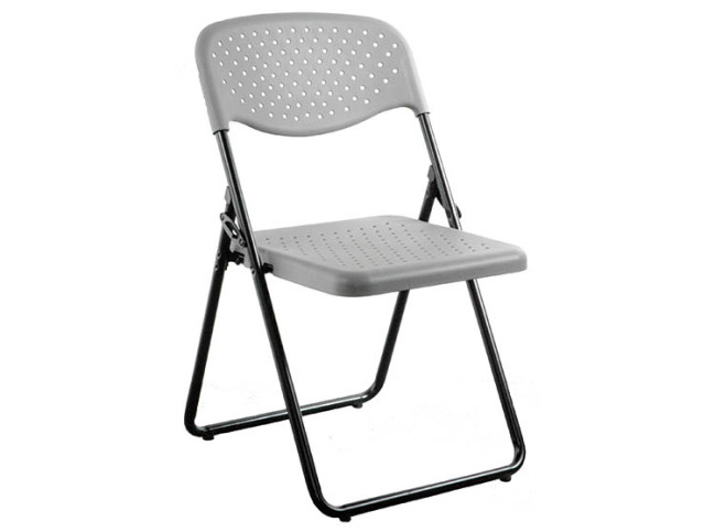 """COAST"" POLYPROPYLENE FOLDING CHAIR"