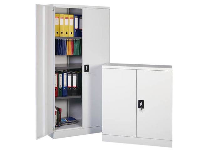 """STEEL – TEC"" METAL STORAGE CABINET (FULLY ASSEMBLED)"