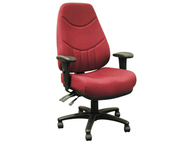 ERGOMATIC HIGH BACK MULTI- TASK CHAIR