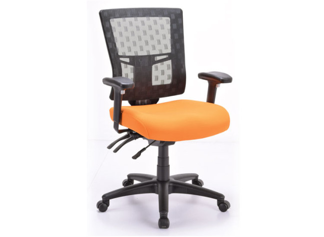 MID BACK MULTI-FUNCTION MESH CHAIR