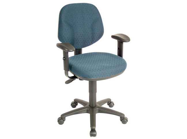 STENO CHAIR WITH ADJUSTABLE ARMREST